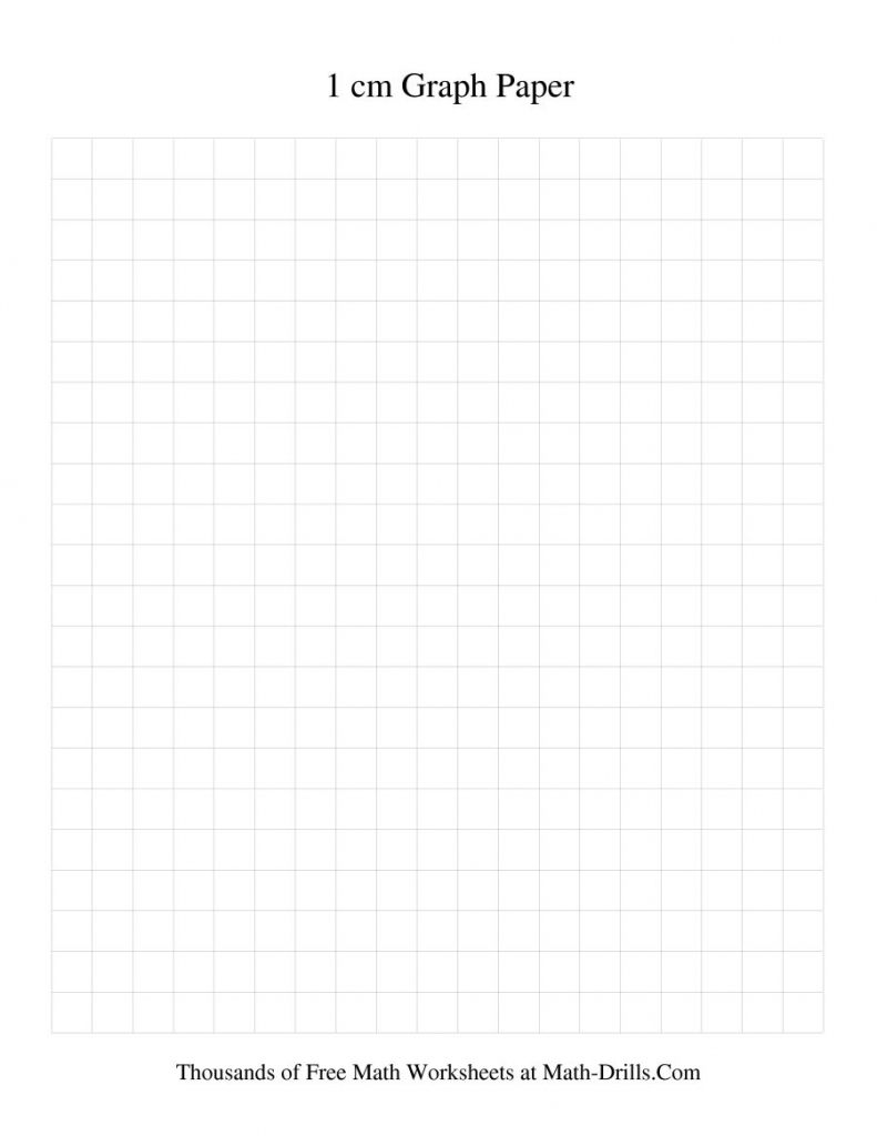 1 Cm Metric Graph Paper (Grey) (Grey) | Printable Sudoku Graph Paper