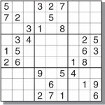12 Best Photos Of Printable Sudoku Sheets - Printable Sudoku Puzzles | Printable Sudoku 99 Answers