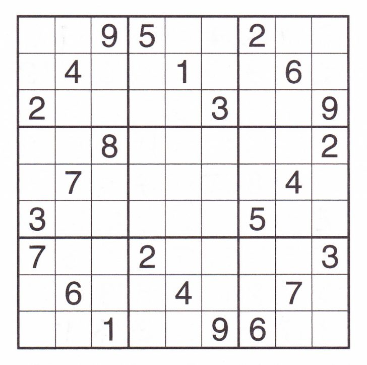 Printable Sudoku Booklet