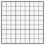 216 Blank Sudoku 15X15 Grids Large Print Photovoltaic System Solar | Printable Sudoku Grids Blank