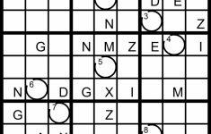 Printable Sudoku 2X2
