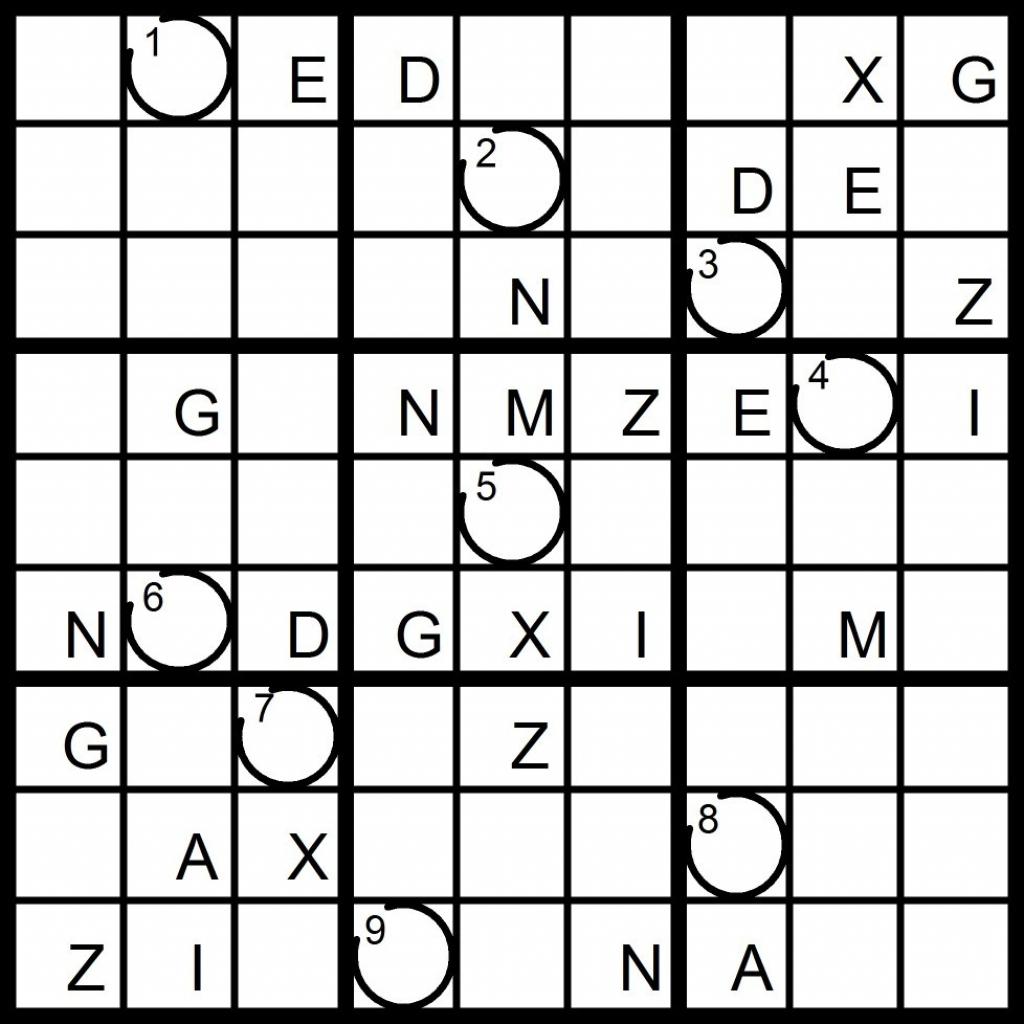 2×2 Sudoku Puzzles – Orek | Printable Sudoku Easy 2X2