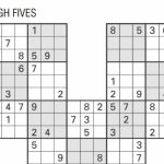 34 Free Download Free Printable Sudoku Pdf Doc Cdr 2019 | Printable Ninja Sudoku