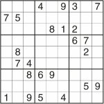 5 Best Photos Of Super Sudoku 16X16 Print   Monster Sudoku 16X16 | Printable Sudoku 16X16