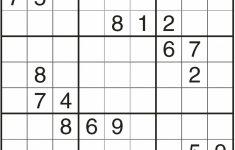 Printable Sudoku 16X16