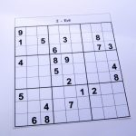 6 Puzzles Per Page – Free Sudoku Puzzles | Printable Sudoku 6 Puzzles Per Page