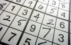 Printable Sudoku Level Hard 6 Per Page