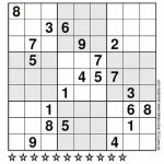 A Finnish Mathematician Claimed That This Is The Most Difficult | 5 Star Sudoku Printable