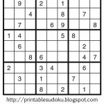 About 'printable Sudoku Puzzles'|Printable Sudoku Puzzle #77 ~ Tory | Printable Sudoku Daily
