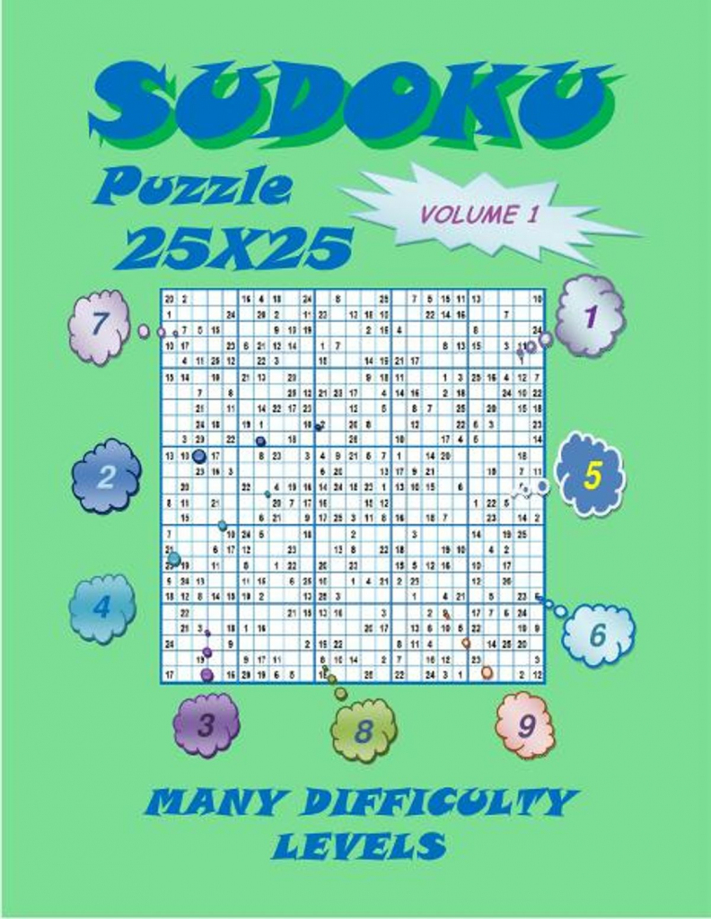 Alphabet Sudoku Solver 25X25 - Photos Alphabet Collections | Printable 25X25 Sudoku Puzzles