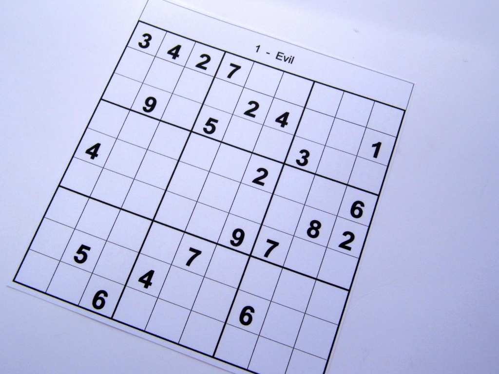Archive Hard Puzzles – Free Sudoku Puzzles | Printable Sudoku Booklet