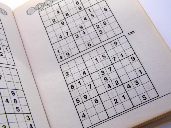 Printable Sudoku Puzzles Free Hard Level