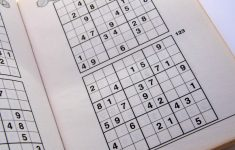 Sudoku Tough Printable