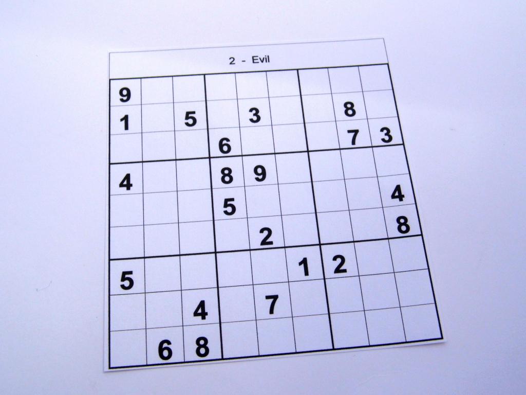 Archive Medium Puzzles – Free Sudoku Puzzles | Printable Sudoku Puzzles Medium