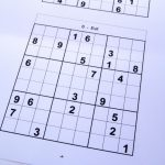 Beginner Printable Sudoku Puzzles 6 Per Page – Book 4 – Free Sudoku | Printable Sudoku Four Per Page