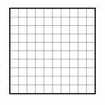 Blank 100 Square Grid Printable | Room Surf | Printable Sudoku Blank Grids