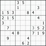 Blank Soduku   Canas.bergdorfbib.co | Printable Blank Sudoku 6 Per Page
