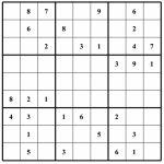 Blank Sudoku Grids   Canas.bergdorfbib.co | Printable Crazy Sudoku