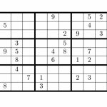 Blank Sudoku Grids   Under.bergdorfbib.co | Printable Crazy Sudoku