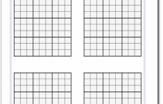 Blank Sudoku Printable | Aaron The Artist | Printable Sudoku 6X6