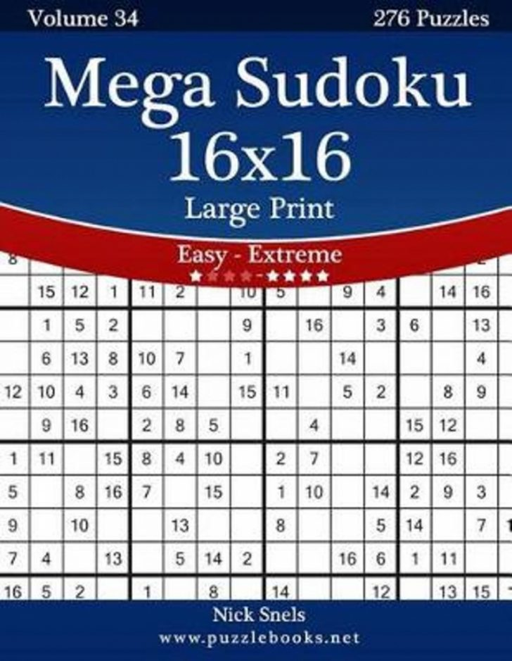 Printable Sudoku 16