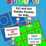 Bol | Preschool Sudoku, Peter I Kattan | 9781450563055 | Boeken | Printable Sudoku Easy 2X2