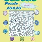 Bol | Sudoku Puzzle 25X25, Volume 3 (Ebook), Yobitech Consulting | Printable Sudoku 25X25 Puzzles
