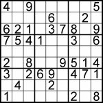Bulletin Edition – Sudoku Of The Day | Printable Sudoku Diabloic Puzzles