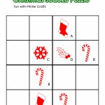 Christmas Worksheets And Printables For Homeschooled Kids   Fun With | Printable Sudoku Christmas