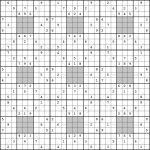Clueless Sudoku | Puzzles | Sudoku Puzzles, Crossword, Brain Games | Printable Loco Sudoku