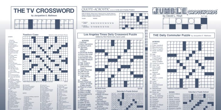 Printable Sudoku Chicago Tribune