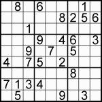 Easy Printable Sudoku – Rtrs.online | Printable Sudoku Easy 6X6