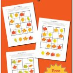 Fall Leaves Sudoku {Free Printable}   Gift Of Curiosity | Printable Sudoku Kids