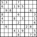 File:sudoku By L2G 20050714.svg   Wikimedia Commons | Printable Sudoku Org
