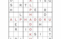 Printable Sudoku Easy #8