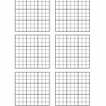 Free Printable Blank Sudoku Grids | Misc Stuff | Grid Paper | Printable Sudoku Grids Blank 4 Per Page