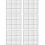 Free Printable Blank Sudoku Grids | Misc Stuff | Grid Paper | Printable Sudoku Grids With 2 On A Page