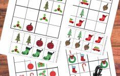 Printable Sudoku Christmas