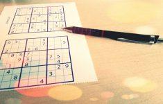 Printable Sudoku Expert