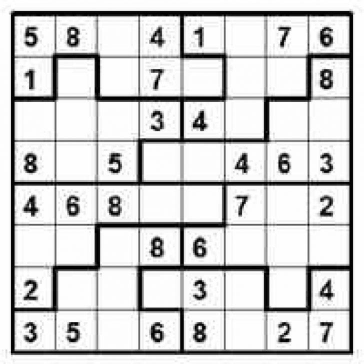 Printable Sudoku Livewire
