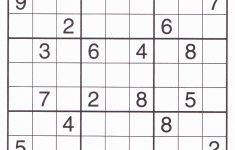 Free Sudoku Printable – Rtrs.online | Free Printable Sudoku No Download