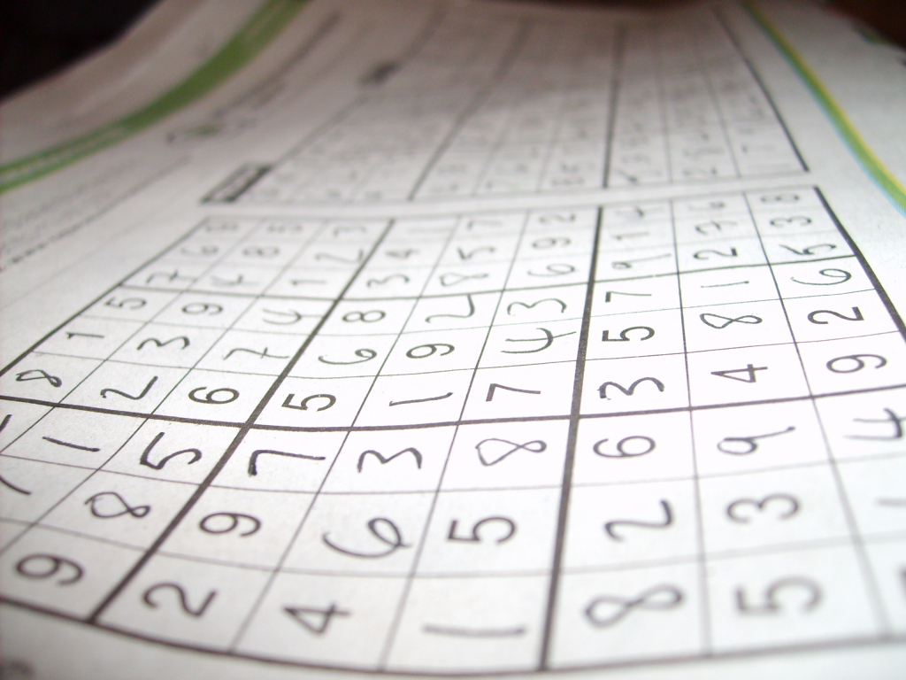 Free Sudoku Puzzles – Free Sudoku Puzzles From Easy To Evil Level | Printable Sudoku Booklet