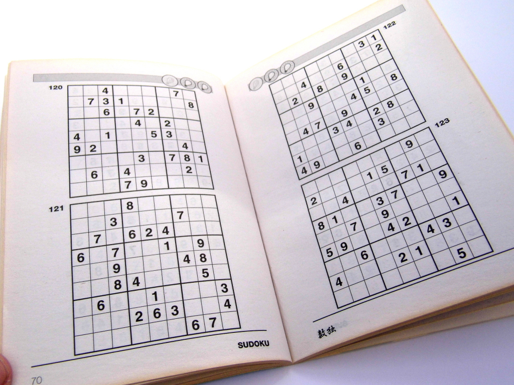 Free Sudoku Puzzles – Free Sudoku Puzzles From Easy To Evil Level | Printable Sudoku Booklet Free