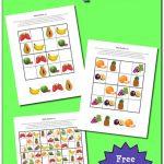Fruit Sudoku Puzzles {Free Printables}   Gift Of Curiosity | Free Printable Variety Sudoku