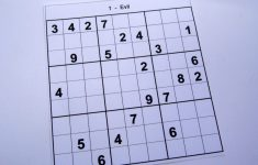 Hard Printable Sudoku Puzzles 2 Per Page – Book 1 – Free Sudoku Puzzles | Printable Sudoku Hard 2 Per Page