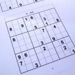 Hard Printable Sudoku Puzzles 6 Per Page – Book 1 – Free Sudoku Puzzles | Sudoku Printable Hard 6 Per Page