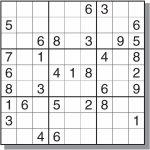 Hard Sudoku Printable   Canas.bergdorfbib.co | Free Printable Daily Sudoku Puzzles