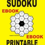 Honeycomb Sudoku Puzzles Ebookted Summerfield   9781927418024 | Printable Sudoku Easy #8