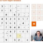 How To Solve The Super Fiendish Sudoku   Youtube | Printable Super Sudoku