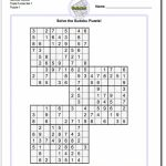 If Your Are Looking For Extreme Sudoku Challenges, Then These | Printable Sudoku Extreme